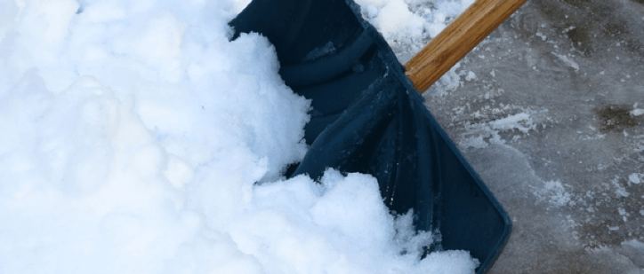 snow shoveling services are available at atlas lawn care lafayette indiana